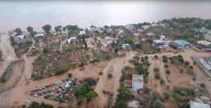 Πλημμύρες στη Δυτική Αττική: Οι Πειραιώτες συγκεντρώνουν τρόφιμα και ρούχα για τους πληγέντες