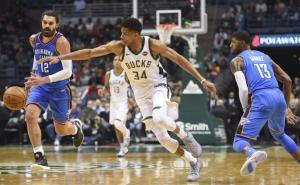 NBA: Εξαιρετικός ο Αντετοκούνμπο! Ήττα για Μπακς [vid]