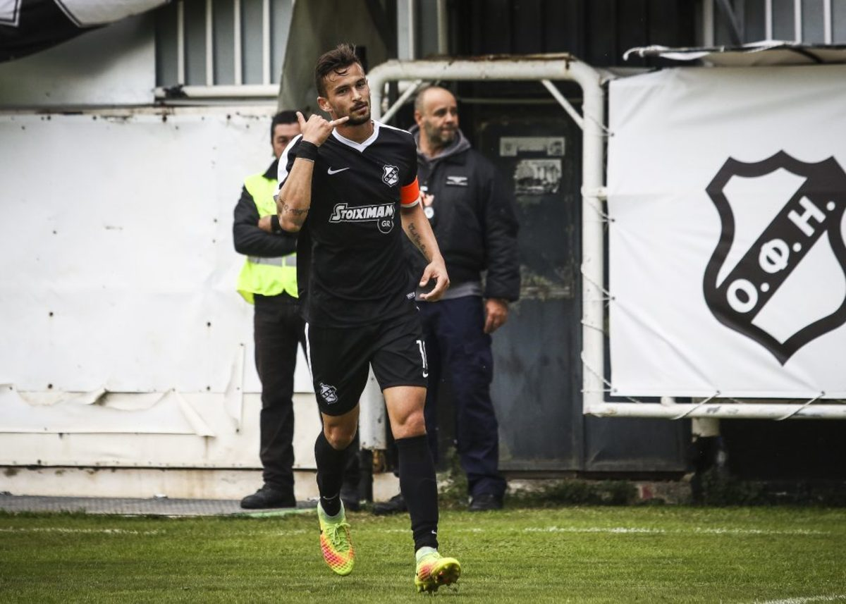 Stoiximan.gr Football League: Εξάρα ο ΟΦΗ! Το απόλυτο για Άρη και Παναχαϊκή
