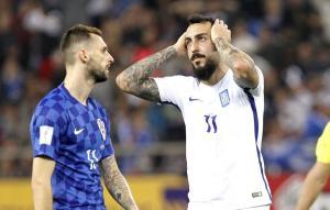 """Ελλάδα – Κροατία: """"Αντίο"""" με ψηλά το κεφάλι! Στο Μουντιάλ η """"Χρβάτσκα"""""""