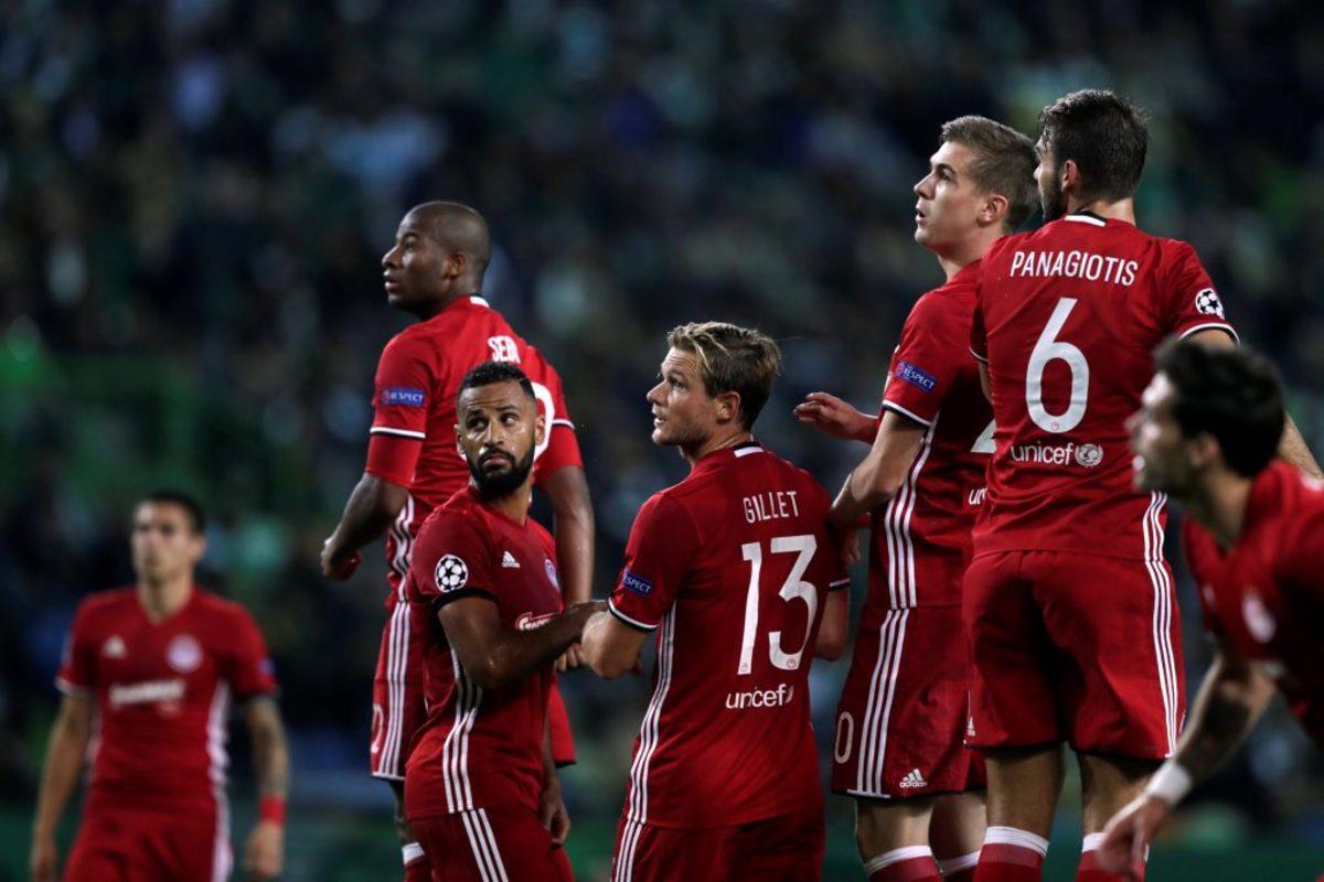 Ολυμπιακός - Βαθμολογία UEFA