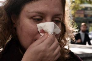 """""""Με χτύπησε ο πρώην οδηγός του Μιχαλολιάκου"""" λέει η δικηγόρος που δέχθηκε την επίθεση"""