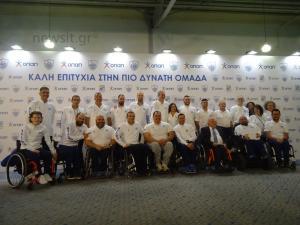 Μια δυνατή ομάδα… έτοιμη για μετάλλια!