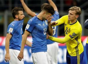 Η Σουηδία «πέταξε» εκτός Μουντιάλ 2018 την Ιταλία! [vid]