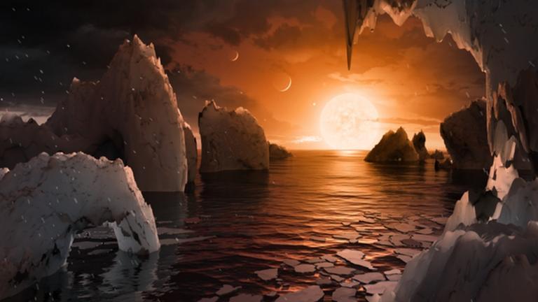 H NASA βλέπει εξωγήινους 20 χρόνια μακριά