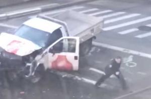 Μανχάταν: Μαρτυρίες που σοκάρουν – Βίντεο ντοκουμέντο λίγα λεπτά μετά την επίθεση