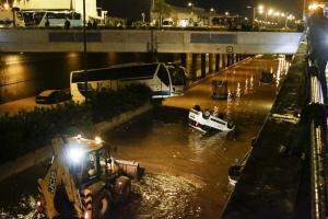 """Ολυμπιακός και Παναθηναϊκός για τις φονικές πλημμύρες! """"Συμπαραστεκόμαστε στις οικογένειες των θυμάτων"""""""
