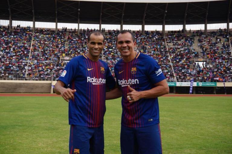 """Ριβάλντο – Ζιοβάνι: """"Μάγεψαν"""" και πάλι οι δυο Βραζιλιάνοι! [vid]"""