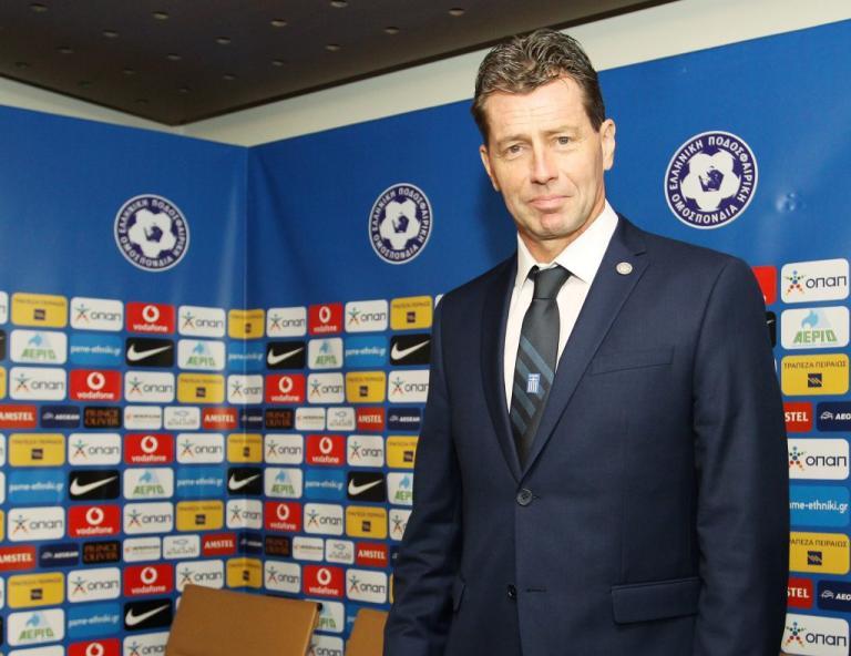 Σκίμπε: «Θα προκριθούμε στο EURO 2020»