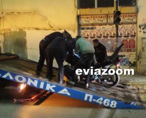 Εύβοια: Χαροπαλεύει ο Γιάννης Γκρινιάρης μετά από φοβερό τροχαίο – Αυτοψία στο σημείο [pics, vid]