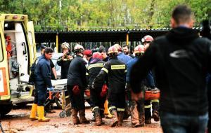 Εντοπίστηκε νεκρός ένας από τους αγνοούμενους στη Μάνδρα