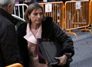 Καταλονία: Ψάχνει 150.000 ευρώ για την… ελευθερία της η πρόεδρος της Βουλής
