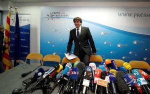 Αποσύρθηκε το διεθνές ένταλμα σύλληψης για τον Πουτζντεμόν