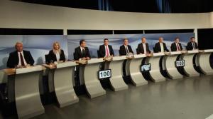 Εκλογές στην Κεντροαριστερά: Σε υψηλούς τόνους το δεύτερο debate