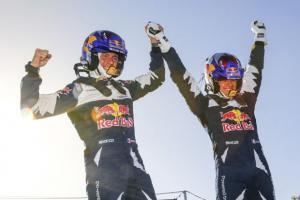 Ένα βήμα από την επιστροφή της στο WRC, η Ford