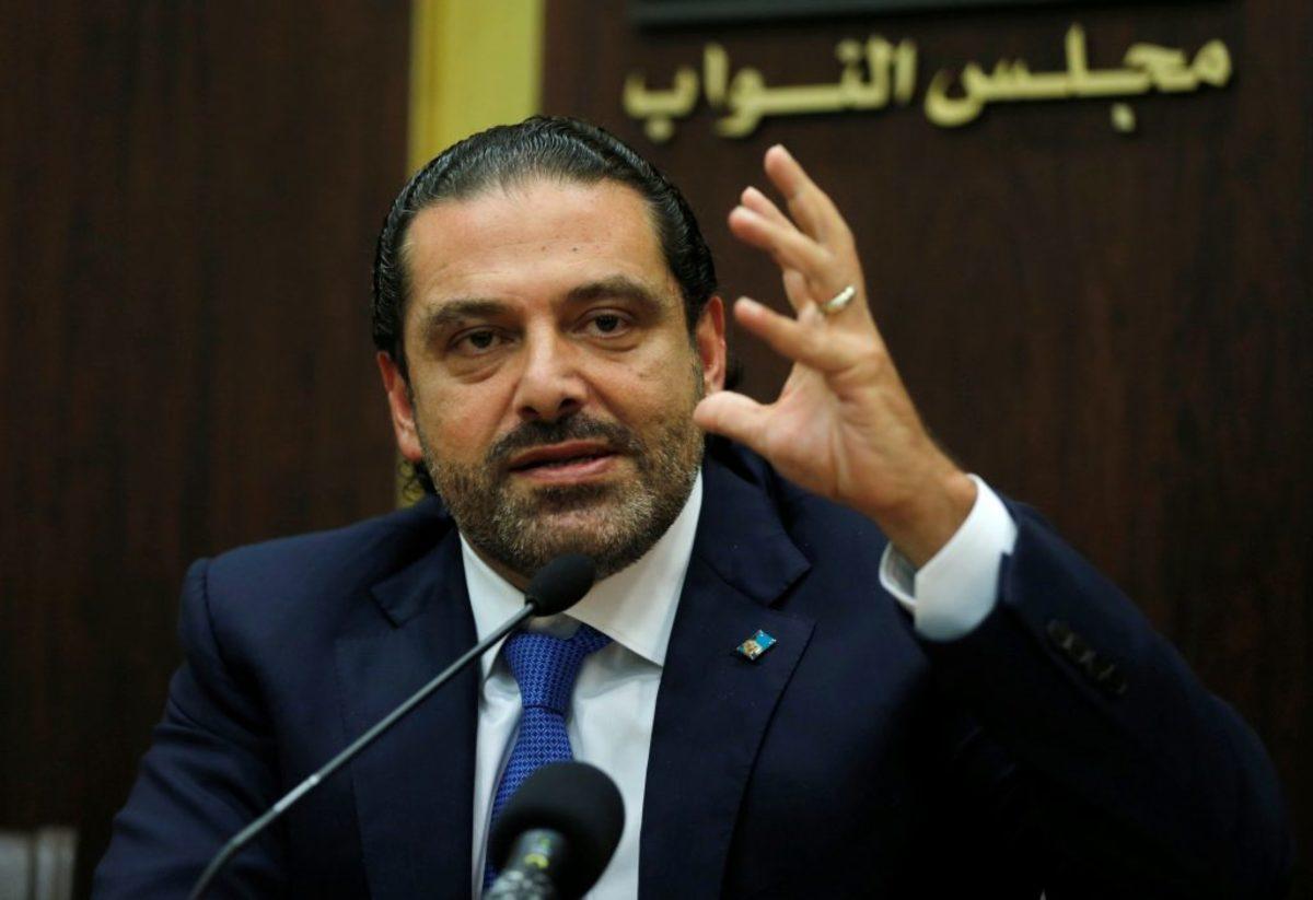 """Λίβανος: Ξαναφοβάται για την ζωή του ο Χαρίρι – """"Η Συρία θέλει να με δολοφονήσει"""""""