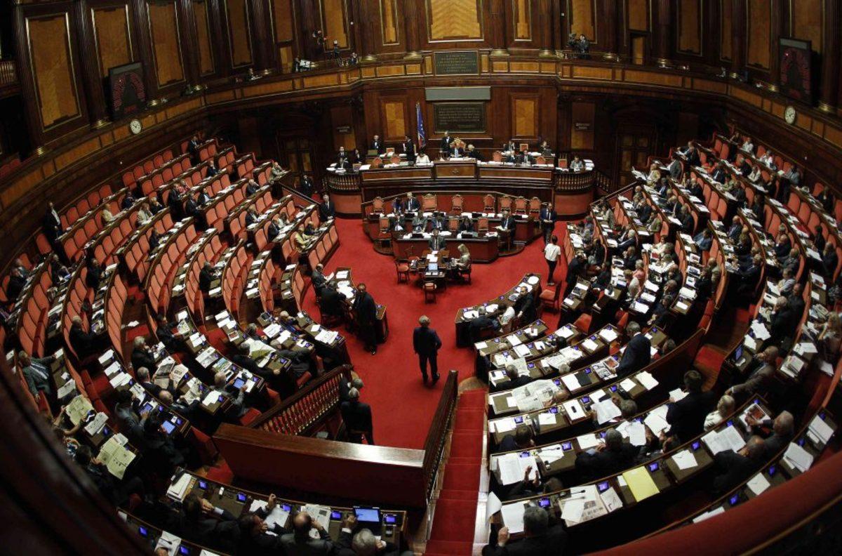 Ιταλία έκτακτα μέτρα