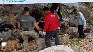 Κάλυμνος: Εικόνα σοκ από το σημείο όπου βρέθηκε νεκρός ο Νίκος Χατζηπαύλου