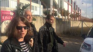Δημήτρης Κουφοντίνας: Επέστρεψε στις φυλακές Κορυδαλλού