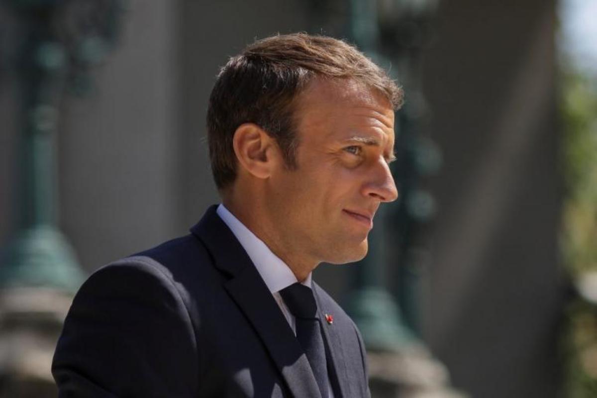 Μακρόν: Πρόσκληση στον Χαρίρι να επισκεφτεί την Γαλλία