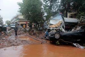 Δυτική Αττική: Ξεκινά καταγραφή των ζημιών η Περιφέρεια – Οικονομική ενίσχυση σε όσους έχουν υποστεί καταστροφή