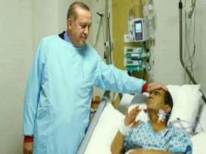 Συντετριμμένος ο Ερντογάν με τον θάνατο του Σουλεϊμάνογλου!
