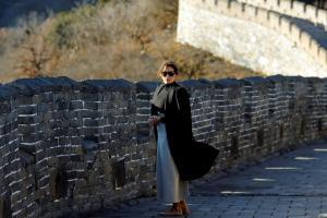 Μελάνια Τραμπ: Τουρισμός στην Κίνα χωρίς τον Ντόναλντ [pics]