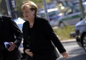 """Μέρκελ: """"Θα σχηματίσουμε γρήγορα κυβέρνηση – Η Ευρώπη χρειάζεται μία ισχυρή Γερμανία"""""""