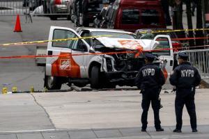Νέα Υόρκη: Σχεδίαζε πολλές εβδομάδες την επίθεση ο μακελάρης – Νοίκιασε το φορτηγό μια ώρα πριν το αιματοκύλισμα