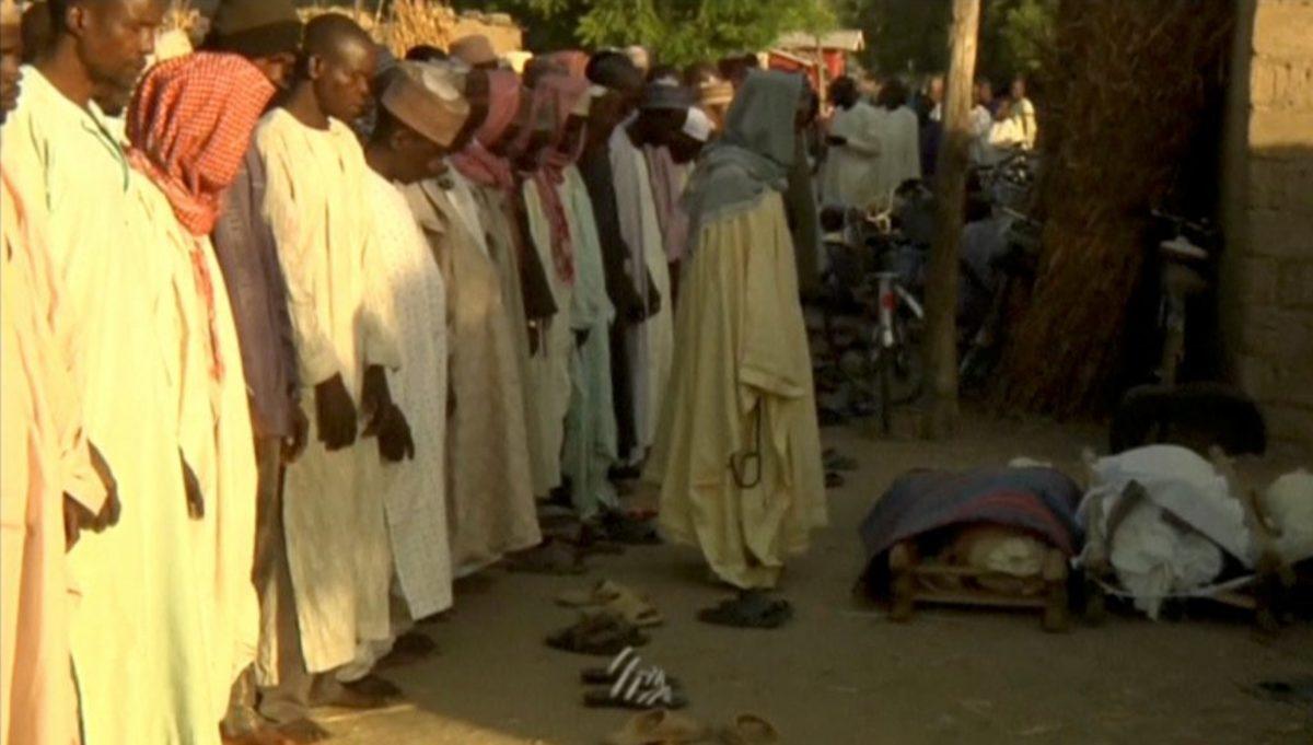 Νιγηρία Μπόκο Χαράμ