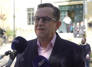 Νικολόπουλος: «Επιπόλαια και επικίνδυνη η ανεύθυνη συζήτηση για την ονομασία των Σκοπίων»