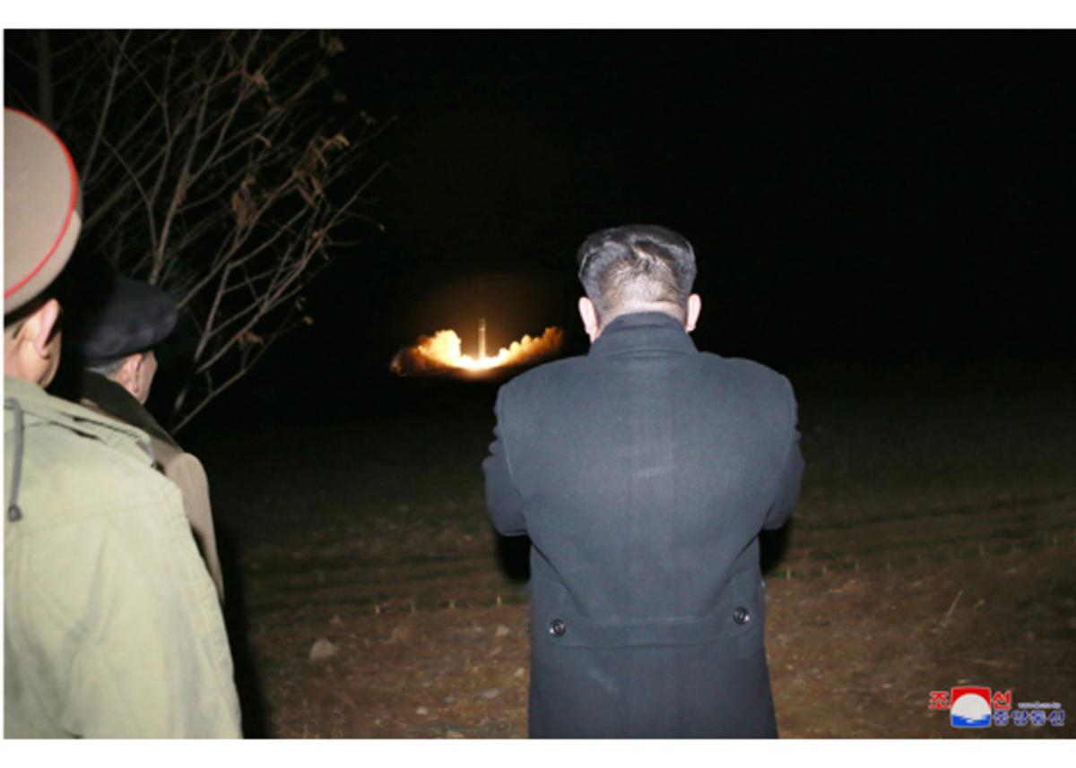 Βόρεια Κορέα ΗΠΑ