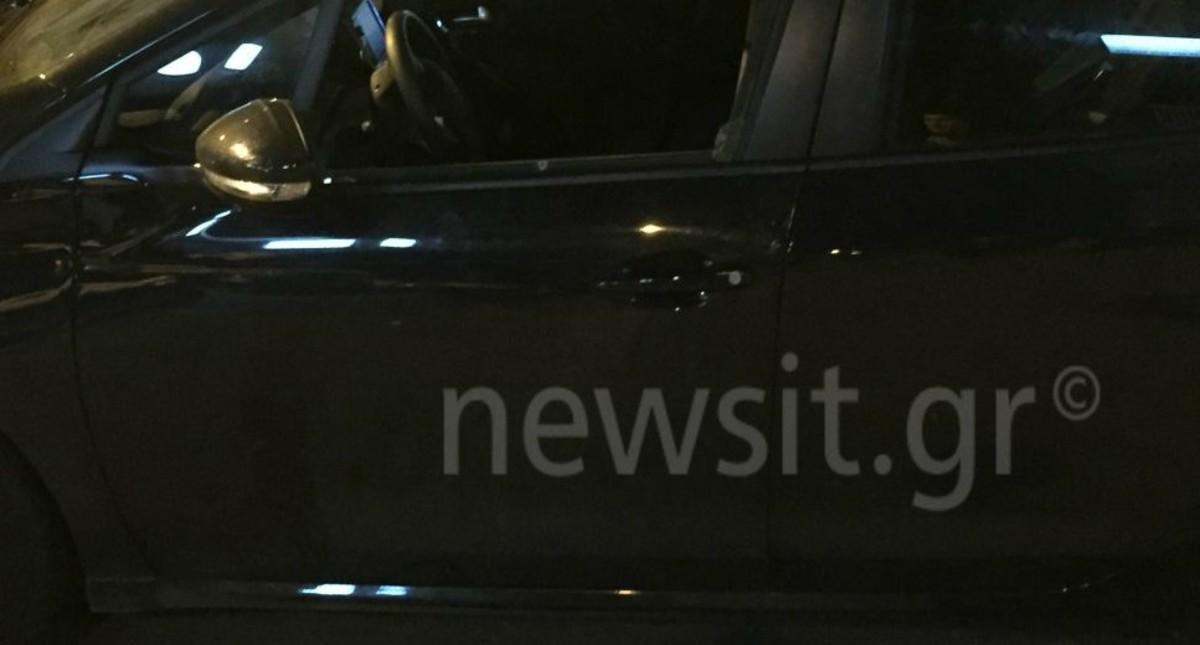 Παγκράτι: Αυτό είναι το αμάξι που γάζωσαν - Ήταν νοικιασμένο [pics]