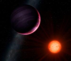 Βρέθηκε ο μεγαλύτερος εξωπλανήτης γύρω από το μικρότερο άστρο [pic]