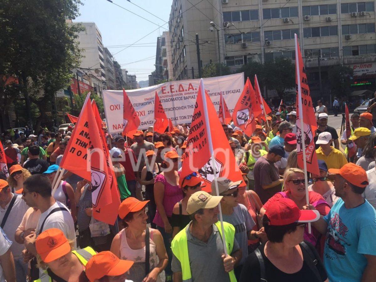 ΠΟΕ ΟΤΑ απεργία Τετάρτη