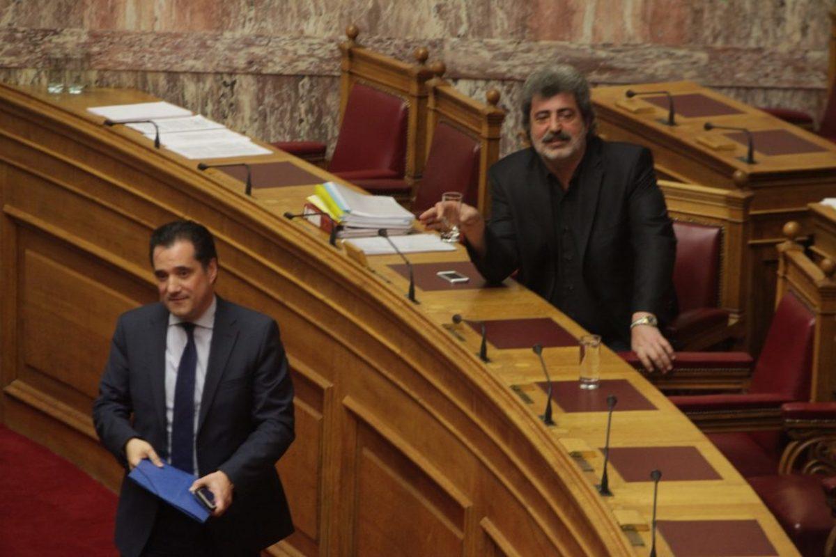 συλλαλητήριο Πολάκης