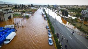 """Τεράστια καταστροφή! Πάνω από 6 τετραγωνικά χιλιόμετρα """"εξαφανίστηκαν"""" στις λάσπες"""