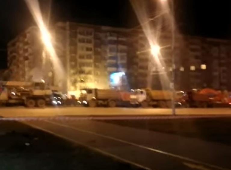 Ρωσία: Έκρηξη σε κτίριο στην πόλη Ιζέβσκ – Νεκροί και τραυματίες [vid]