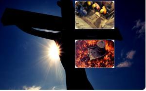 """Ο Τάφος του Χριστού """"έρχεται"""" στην Ελλάδα! «Έτσι μας """"μίλησε"""" ο Πανάγιος Τάφος»! [vid, pics]"""