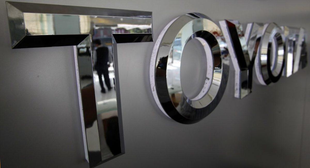 Toyota Piaggio ανάκληση