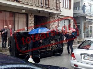 Καστοριά: Τροχαίο με έναν τραυματία [pics]