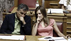 Τηλεδιάσκεψη Τσακαλώτου – Αχτσιόγλου με τους θεσμούς για προϋπολογισμό και πλειστηριασμούς