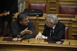 """Ολοκληρώθηκε το πολιτικό συμβούλιο του ΣΥΡΙΖΑ για τους πλειστηριασμούς – """"Η πρώτη κατοικία θα προστατευθεί"""""""