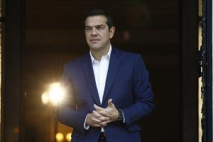 """Τσίπρας: Η εξέγερση του Πολυτεχνείου """"φωτίζει"""" τους αγώνες για κοινωνική δικαιοσύνη"""