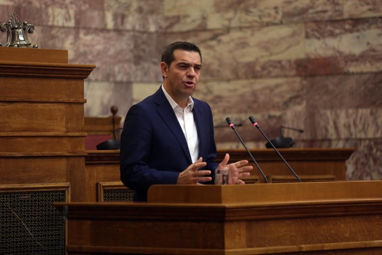 Η ομιλία του Αλέξη Τσίπρα στην Κ.Ο. του ΣΥΡΙΖΑ