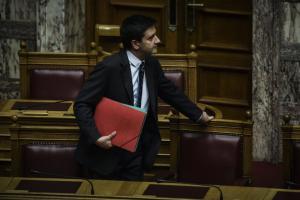 """Χουλιαράκης: """"Το 2018 είναι το τελευταίο έτος δημοσιονομικής προσαρμογής"""""""