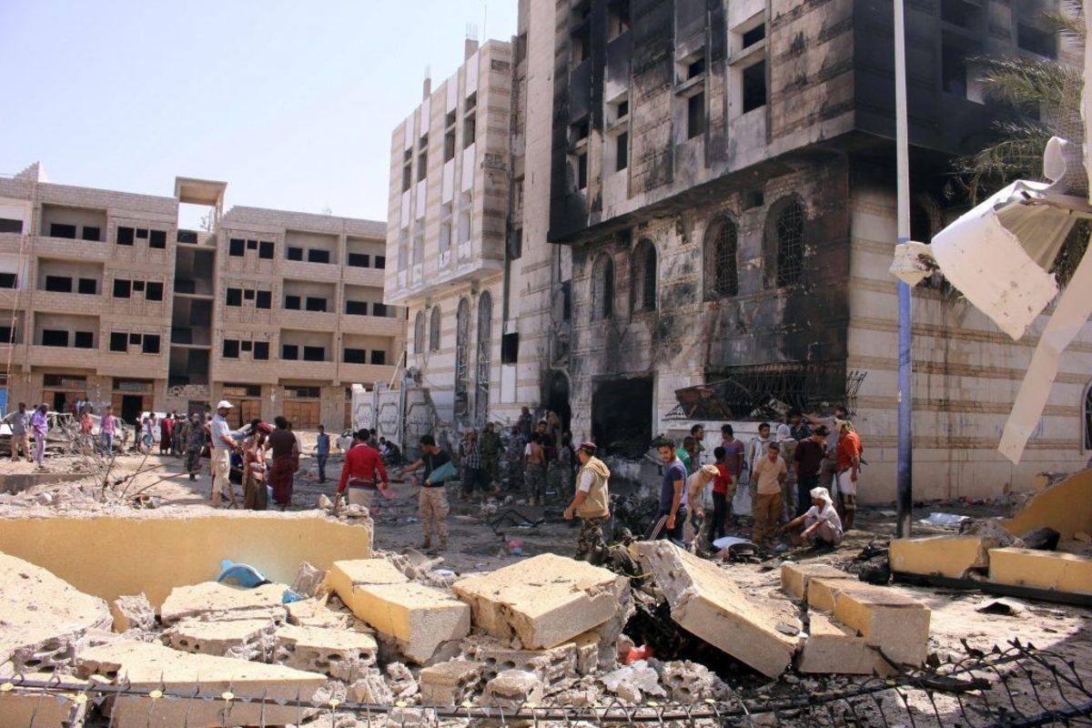 Υεμένη τζιχαντιστές