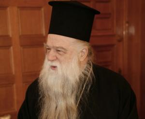 Αμβρόσιος: Τσίπρας ο άθεος και αντίχριστος!