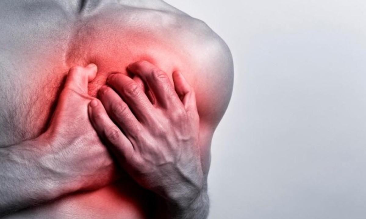 Συμπτώματα εμφράγματος: Τι θα νιώσετε λίγο πριν σας συμβεί