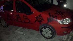 Πάτμος: Πλησίασε το αυτοκίνητο και είδε αυτές τις εικόνες – Προβληματίζουν οι αναρτήσεις που προηγήθηκαν [pics]